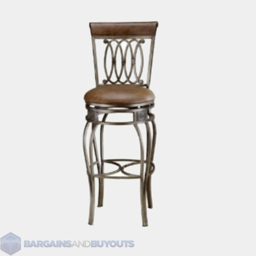 Hillsdale Easy Assembly Montello 24quot Swivel Bar Stool  : hf5196 1 from ebay.com size 500 x 500 jpeg 24kB