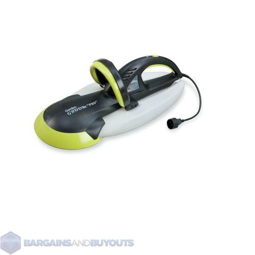 garden groom pro 500 watt outdoor electric hedge trimmer. Black Bedroom Furniture Sets. Home Design Ideas