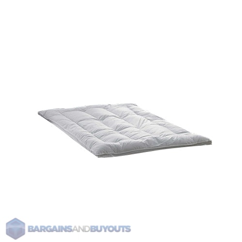 Soft-Tex Sleeper Sofa Mattress Pillowtop Topper - Queen