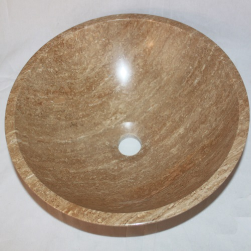 Travertine Sink Bowl